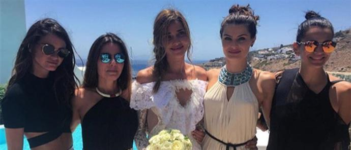 9d07b18f2ec1 Ο γάμος της χρονιάς στη Μύκονο -Παντρεύτηκε η Μπάρος με τον Ελληνοαιγύπτιο  κροίσο (φωτο+βίντεο)